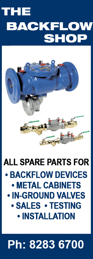 The Backflow Shop